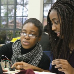 Coding school for African Girls